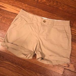 Pants - Old navy khaki and green shorts